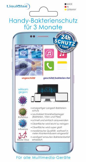 Handy-Bakterienschutz DE