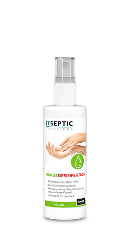 ITSEPTIC Händedesinfektion (100 ml)