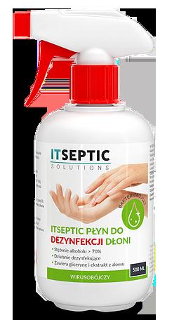 ITSEPTIC Hand Sanitizer (500 ml)