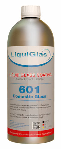 CCM LiquiGlas Liquid Glass Coating 601 Domestic Glass