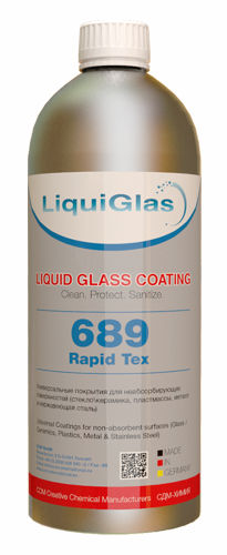 CCM LiquiGlas Liquid Glass Coating 689 Rapid Tex