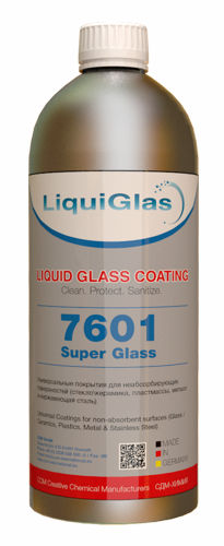 CCM LiquiGlas Liquid Glass Coating 7601 Super Glass