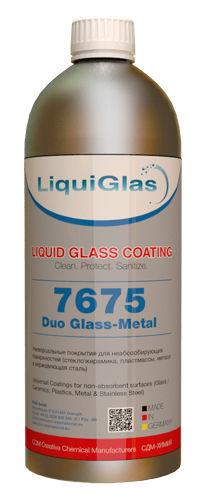 CCM LiquiGlas Liquid Glass Coating 7675 Duo Glass-Metal