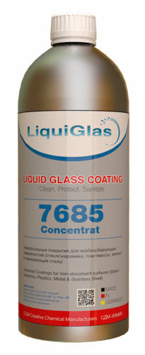 CCM LiquiGlas Liquid Glass Coating 7685 Concentrate