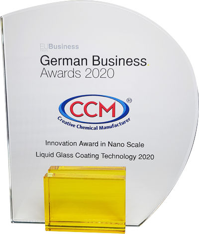 CCM German Business Award 2020