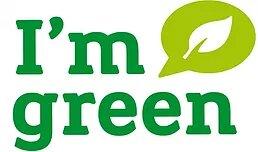 Logo Im green