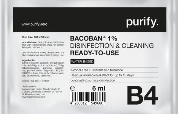 purify BAC-B4-SAC-100
