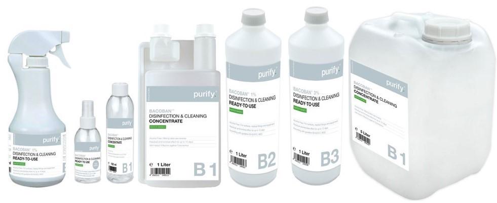 purify Complete Range