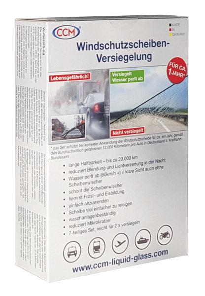 CCM-Windschutzscheiben-Versiegelung-Verpackung
