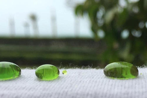 Hydrophopic effect